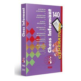 Chess Informant 140 + CD