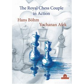 The Royal Chess Couple in Action