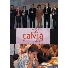 """PDF """"Olimpiada Calviá 2004"""""""