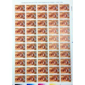 50 sellos 36ª Olimpiada de Calvià 2004