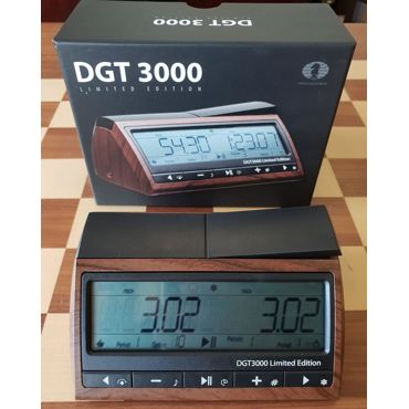 Reloj digital DGT 3000 Limited Edition