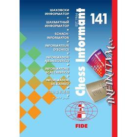 Chess Informant 141 + CD