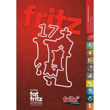 Fritz 17 versión española