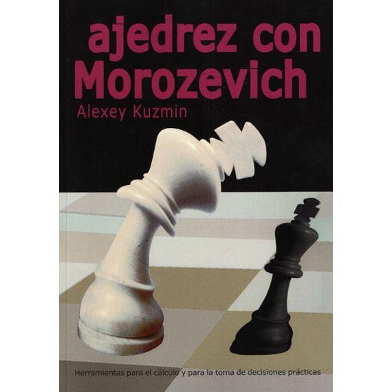 Ajedrez con Morozevich