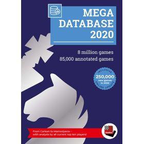 Mega Database 2020 actualización desde Mega 2019