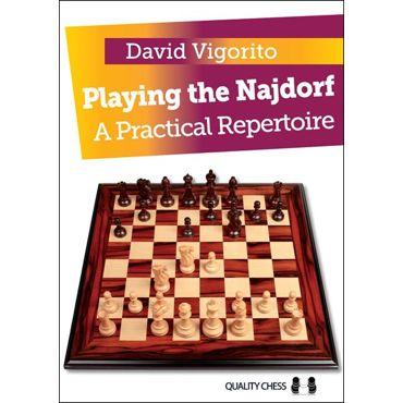 Playing the Najdorf (cartoné)