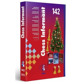 Chess Informant 142 + CD
