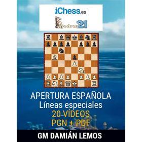Apertura Española - líneas especiales