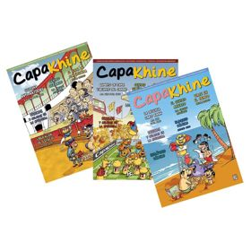 Revista infantil Capakhine (OUTLET)