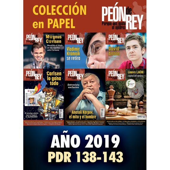 Colección Peón de Rey 2019