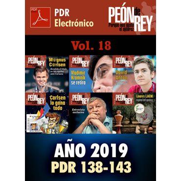 Peón de Rey electrónico - Vol. 18 (2019)