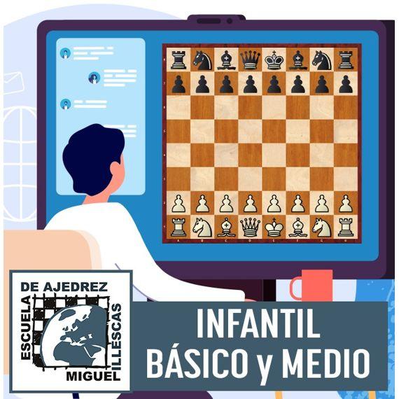 Clases EDAMI: Infantil  básico y medio