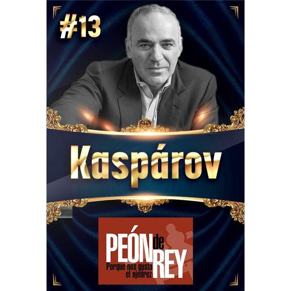 """PDF """"Homenaje a Garry Kaspárov"""""""