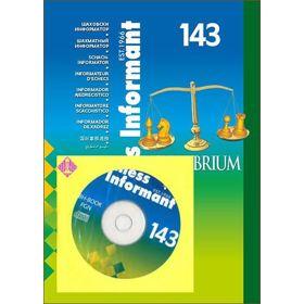 Chess Informant 143 + CD