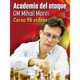 Curso vídeo Academia del Ataque - GM Mihail Marin
