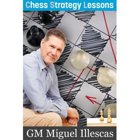 Curso vídeo Chess Strategy Lessons