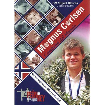 Magnus Carlsen Campeón del Mundo