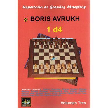 Repertorio de Grandes Maestros: 1.d4 vol. 3