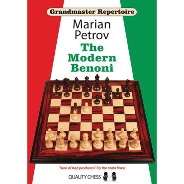 Grandmaster Repertoire 12: The Modern Benoni