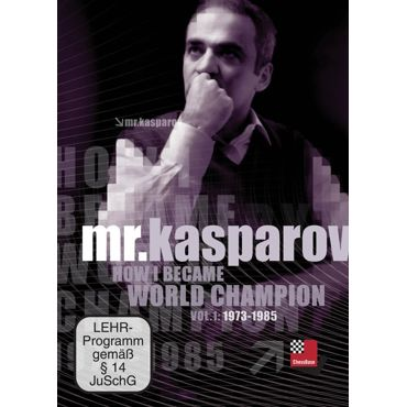 How I Became World Champion vol. 1 (1973-1985)