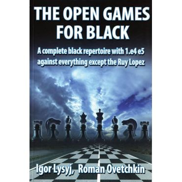The Open Games for Black