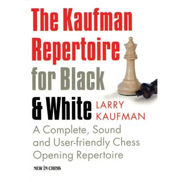 The Kaufman Repertoire for Black & White