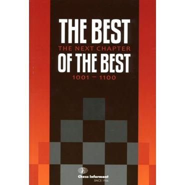 The Best of the Best: the Next Chapter - 1001-1100