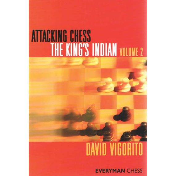Attacking Chess: the King's Indian vol. 2