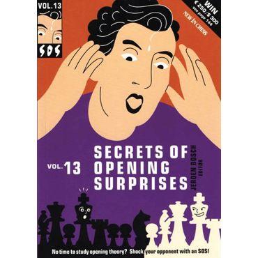 Secrets of Opening Surprises vol. 13