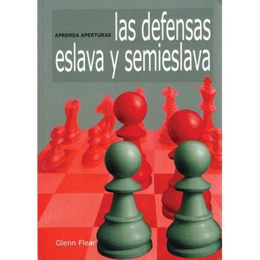 Aprenda Aperturas. Las Defensas Eslava y Semieslava