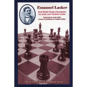 Emanuel Lasker 2nd World Chess Champion