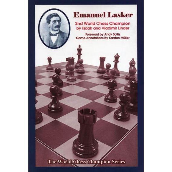 Emanuel Lasker 2nd World Chess Champion