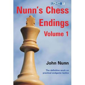 Nunn's Chess Endings vol. 1
