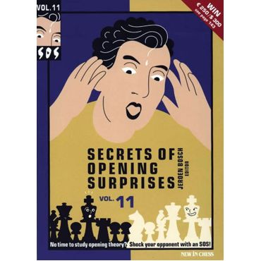 Secrets of Opening Surprises vol. 11