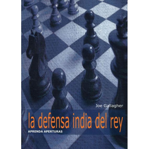 Aprenda Aperturas. La Defensa India del Rey
