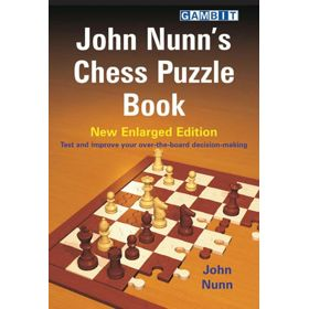 John Nunn's Chess Puzzle Book (New ed.)