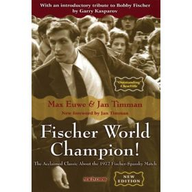Fischer World Champion! (New Ed.)