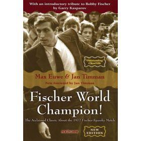 Fischer World Champion! (New Ed.)