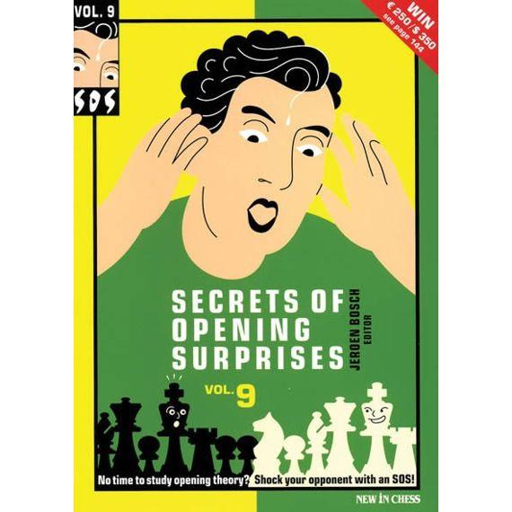 Secrets of Opening Surprises vol. 9