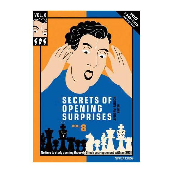 Secrets of Opening Surprises vol. 8