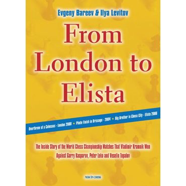 From London to Elista