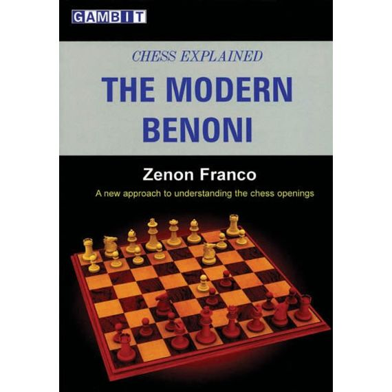 Chess Explained: the Modern Benoni