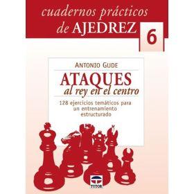 Cuadernos Prácticos 6. Ataques al Rey en el Centro