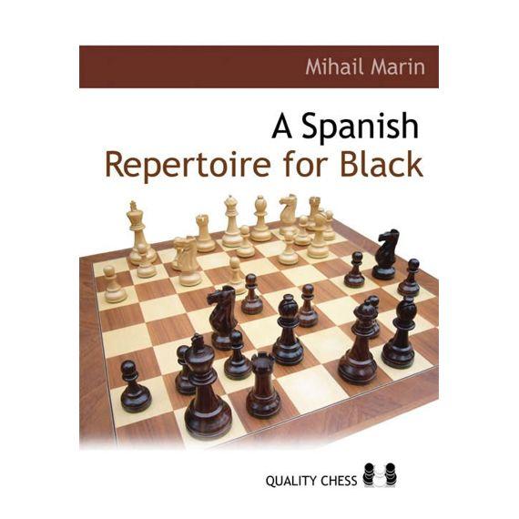 A Spanish Repertoire for Black
