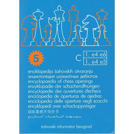 Enciclopedia de Aperturas - Volumen C 5ª ed.