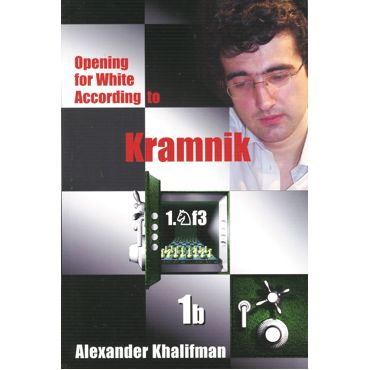 Opening for White According to Kramnik 1.Nf3 vol. 1B