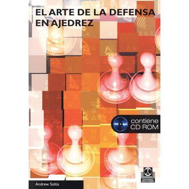 El Arte de la Defensa en Ajedrez (Libro + CD-ROM)