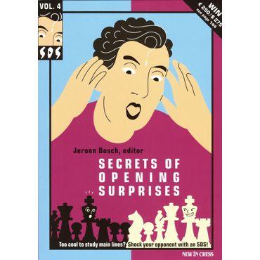 Secrets of Opening Surprises vol. 4