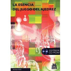 La Esencia del Juego del Ajedrez (Libro + CD-ROM)
