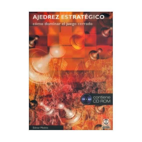 Ajedrez Estratégico (Libro + CD-ROM)